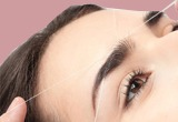 eyebrow threading home service dubai