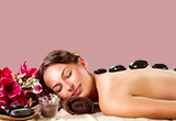 Hot Stone Massage dubai