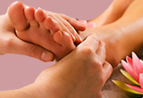 Reflexology massage dubai